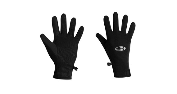 Icebreaker Quantum Rękawiczki czarny